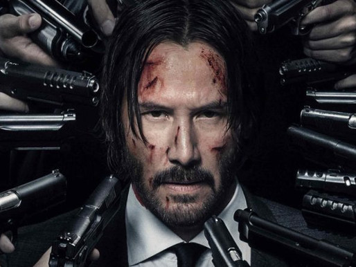 Check out the Trailer for John Wick 2