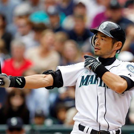 Ichiro Suzuki is Amazing