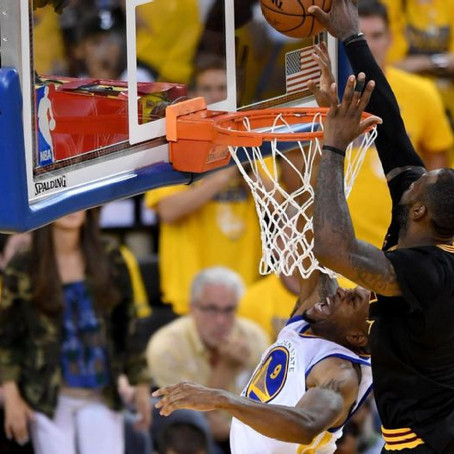 Relive the Cavs Winning their First Ever NBA Championship (Final Minute)