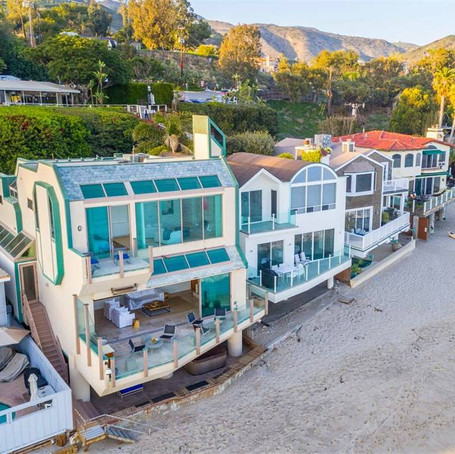 This Weeks Featured Home in Malibu, California