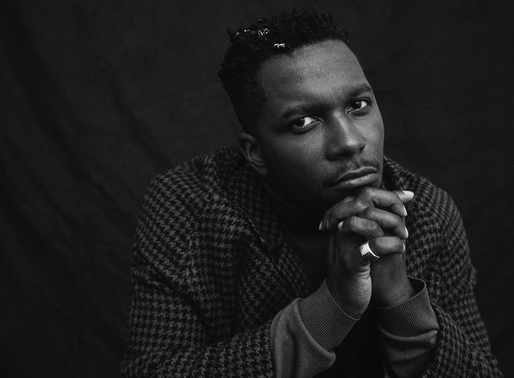 """""""Harriet"""" Co-star Leslie Odom Jr. Covers our 2019 Family Issue"""