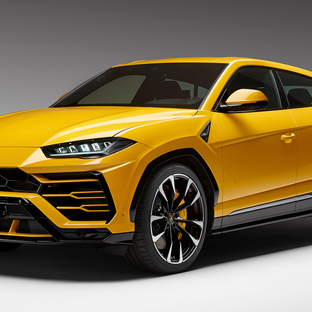 "Lamborghini's ""Urus"" Named Fastest SUV for 2018"