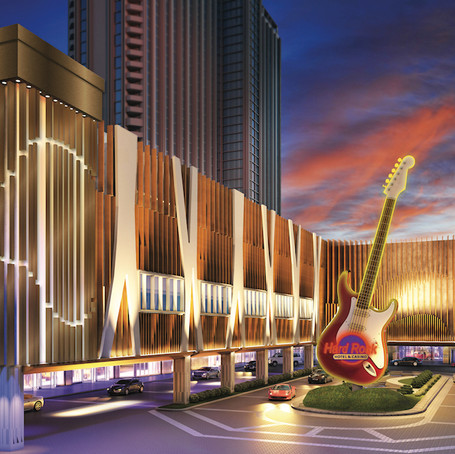 Atlantic City is Back and Welcoming the Hard Rock Hotel & Casino