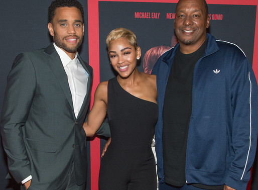 Meagan Good and Michael Ealy Thrill in the Intruder