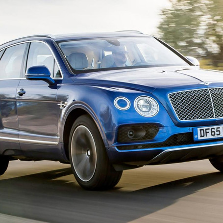 Are You Ready for the Luxury SUV Takeover?