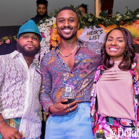 Heir Productions Honors Top 40 Under 40 at their 3rd Annual Heirs' List Awards Gala