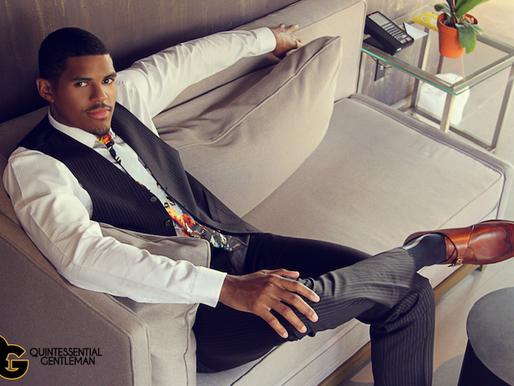 Detroit Pistons' Tobias Harris Covers QG Capture
