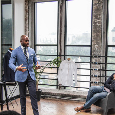 The Gentlemen's Factory Gives Men of Color the Blueprint to Success
