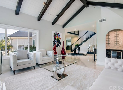 Shaq Puts His $2.5 Million California Home on the Market with Paintings of Late Rappers