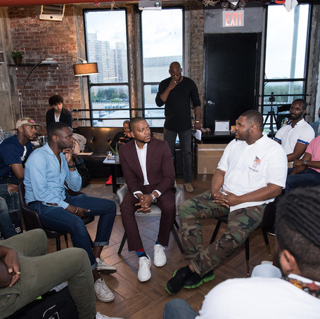 Men of Color Talk Toxic Masculinity, Gender Norms and More at the Lives of Men Event