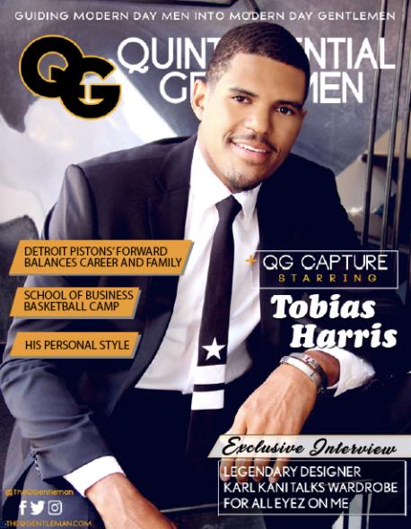 Tobias Harris Cover