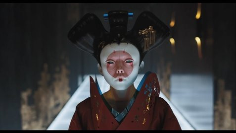Ghost in the Shell Trailer starring Scarlett Johansson