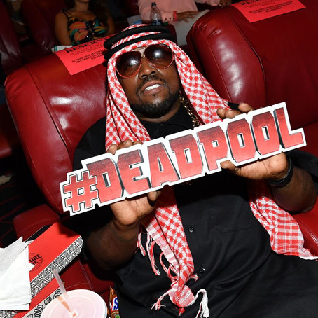 Deadpool 2 is Underway and Big Boi Hosted a Private Screening in ATL