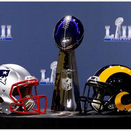 Super Bowl Showdown!