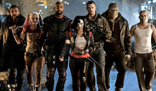 A Different Type of Superhero Movie: Suicide Squad Trailer