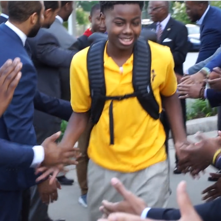100 Black Men of Atlanta Gives the B.E.S.T