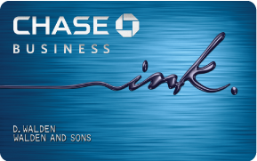 Chase Business Card