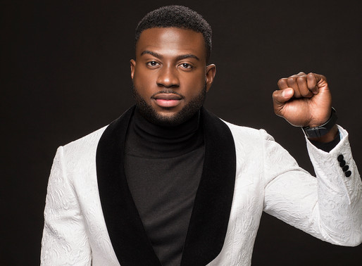 """""""American Soul"""" Star Sinqua Walls Covers our Magazine's Power Issue"""