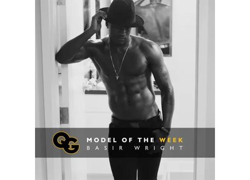 QG Model of The Week: Basir Wright
