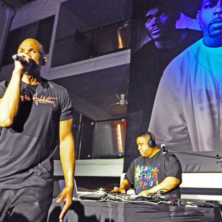 DMC, Kelis and Others Honor Hip Hop History and The Grammys in West Hollywood