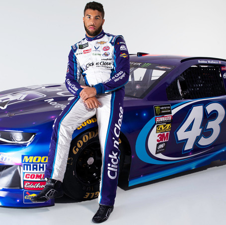 NASCAR's Bubba Wallace is Here to Stay