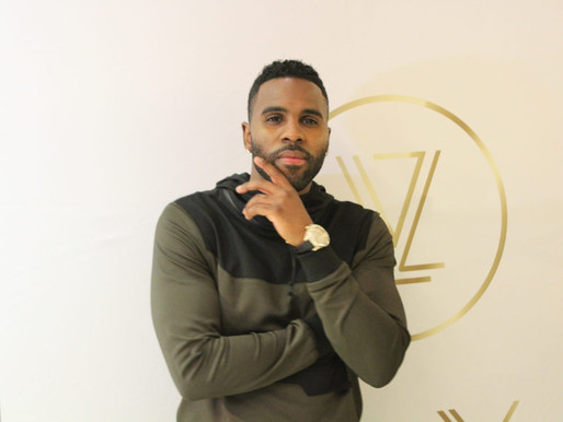 Jason Derulo, Antonio Brown and More Attend the LVL XIII Bloomingdales in Store Launch