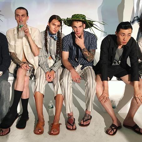 Cadillac Kicks Off New York Fashion Week With Mens Day Spring Summer 2017 Presentations at Industria