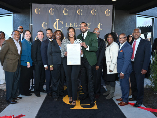 The Legacy Center, A 31,000 sqft State-of-the-Art Economic Empowerment Hub Officially Opens in East
