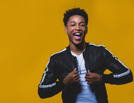 Jacob Latimore Covers the Inaugural 'QG Capture'