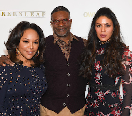 """Cast of OWN's """"Greenleaf"""" Hold Press Conference During aTVfest"""
