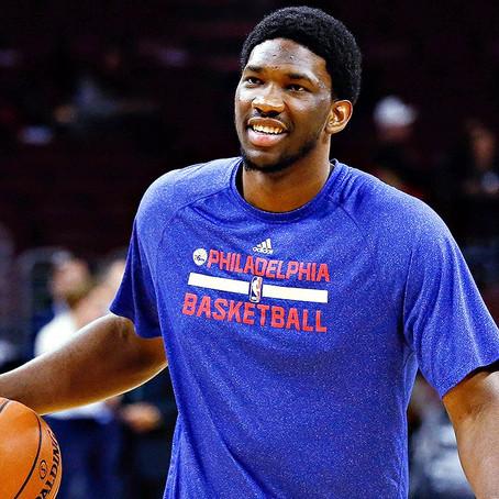 Trust the Process: Joel Embiid makes NBA debut