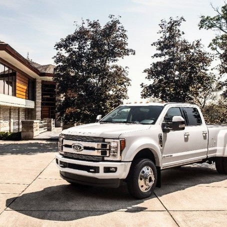 Ford Unveils their 100 Grand Pickup Truck