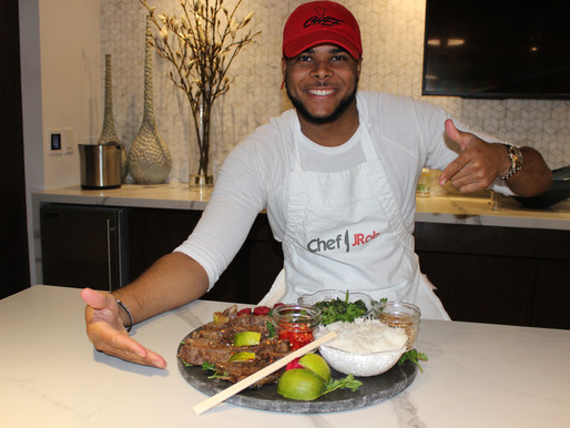 Welcome to the Chef J Rob Experience