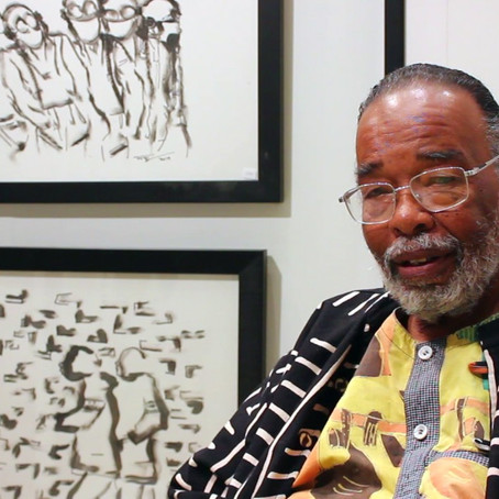 Artist Frank Frazier Will Be Honored For 50 Years Of Activism And Artistic Excellence During Pigment