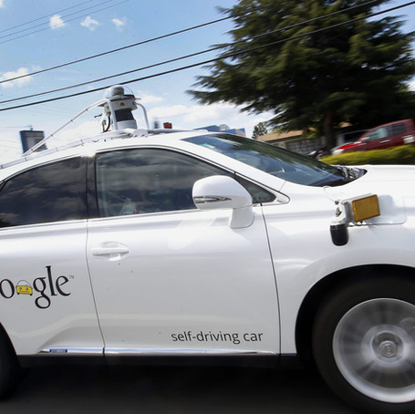 A Look At 5 Amazing Technologies That Power Google's Self-Driving Cars