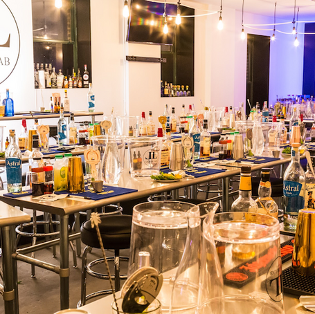 Liquor Lab: The Most Fun You Will Ever Have Making Drinks