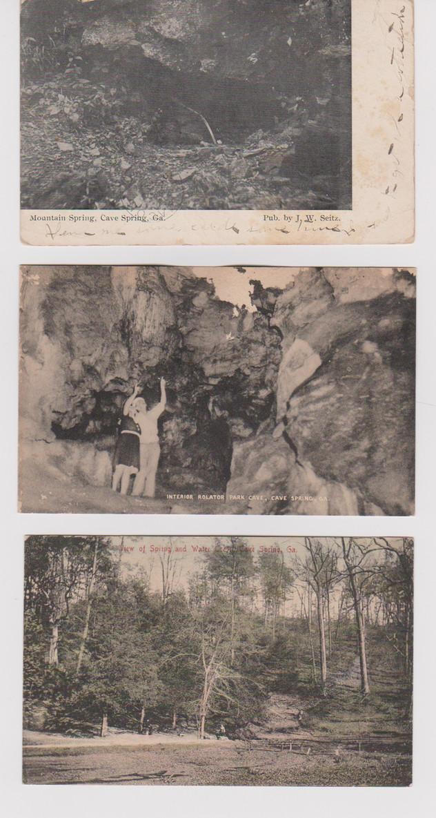 Cave Spring Cave, Georgia