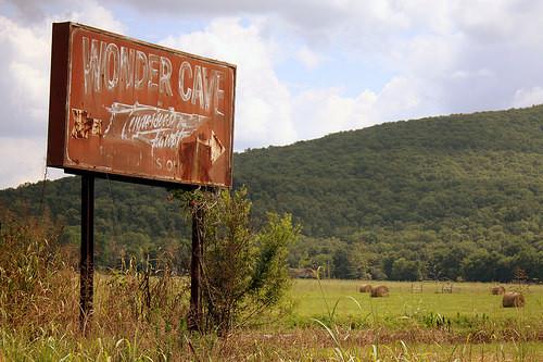 Wonder Cave, Pelham, Tennessee