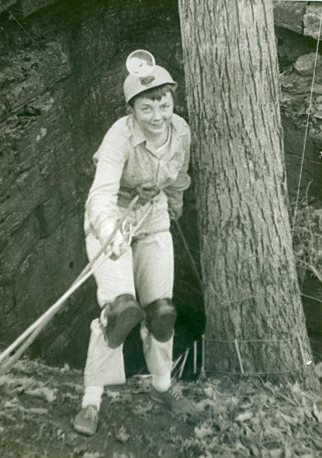 Doodlebug Hole: The History, Exploration & Survey