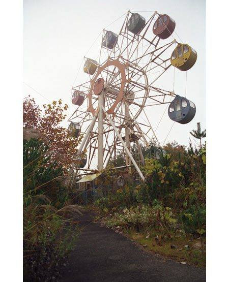 Canyon Land: An Abandoned Amusement Park At Little River
