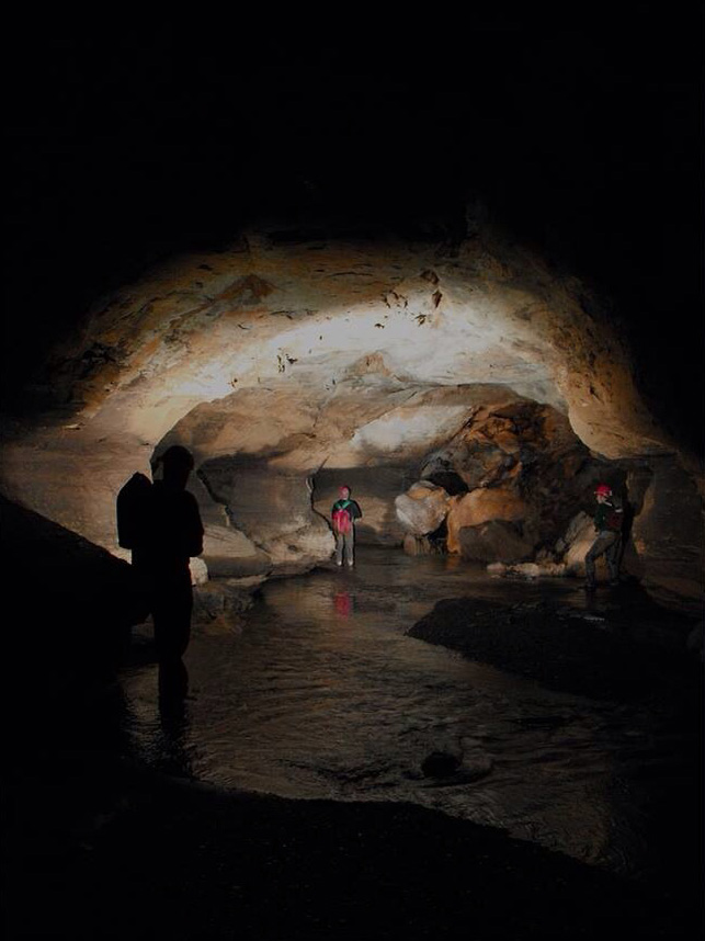 Ship Cave, Marion County, TN