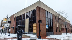 In New Britain, An Abandoned Building is Being Demolished to Make Way for New Construction