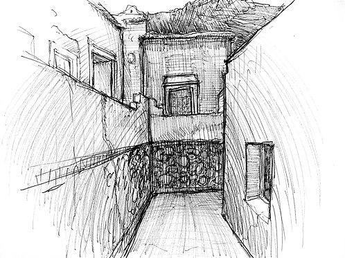 Hdida Hallway
