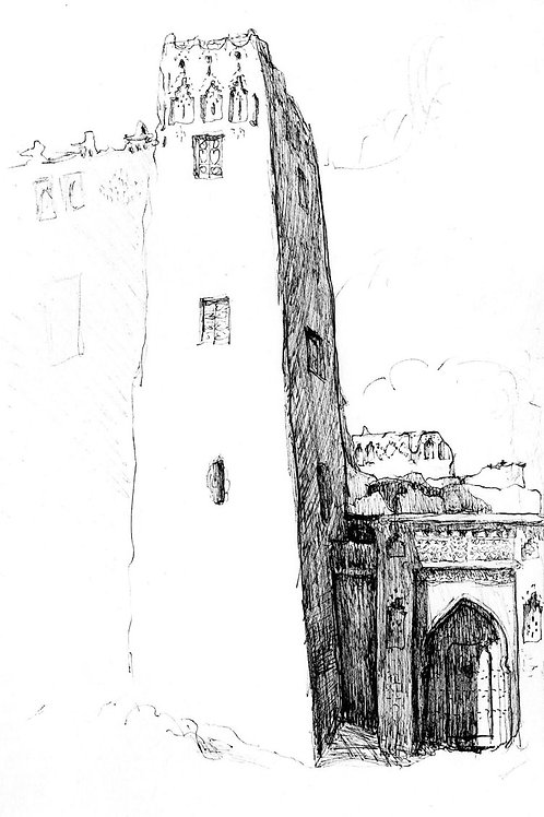 Goulmima Gate Tower