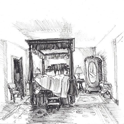 North Bend Room Interior
