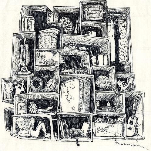 Basements Cupboards