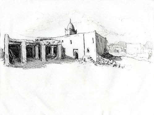 Tagoumast Tomb