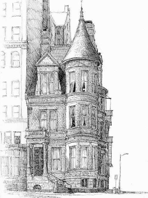 Charles mansion
