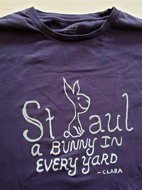 St Paul Bunny Shirt