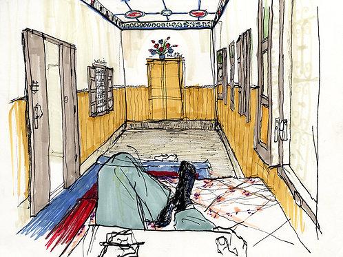 Hdida Yellow Room